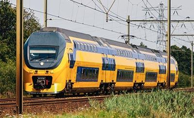 Ολλανδία: Όλα τα τρένα λειτουργούν πλέον με αιολική ενέργεια