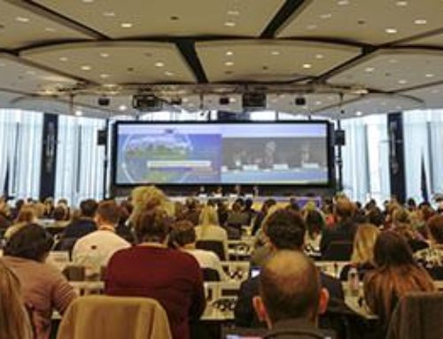 Συμμετοχή στο συνέδριο Sustainable and Circular Bioeconomy: the European Way