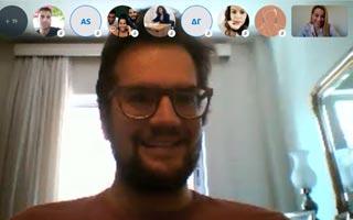 Διαδικτυακά με τον Σταύρο Τσομπανίδη, ιδρυτή και συνιδιοκτήτη της PHEE